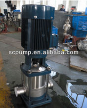 Vertical multistage centrifugal ebara multistage centrifugal pump