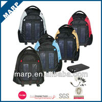 2014 New outdoor solar charger bag