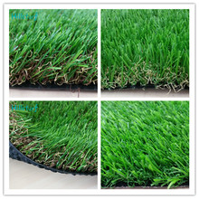 Top quality high density quick delivery artificial grass green synthetic garden landscape lawn turf