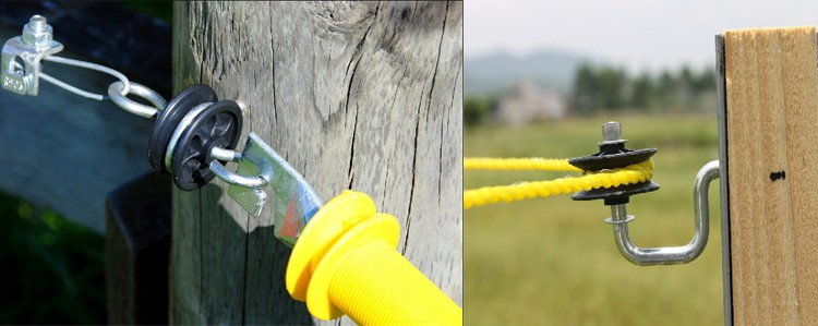 Electric Fence Insulator For Cattle