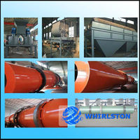 50,000 tons/annum complete NPK compound fertilizer production line/fertilizer machinery