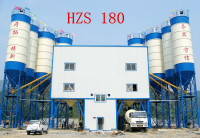 Ready-Mixed Concrete Mixing Plant Concrete Batching Plant Concrete Mixing Station HZS180