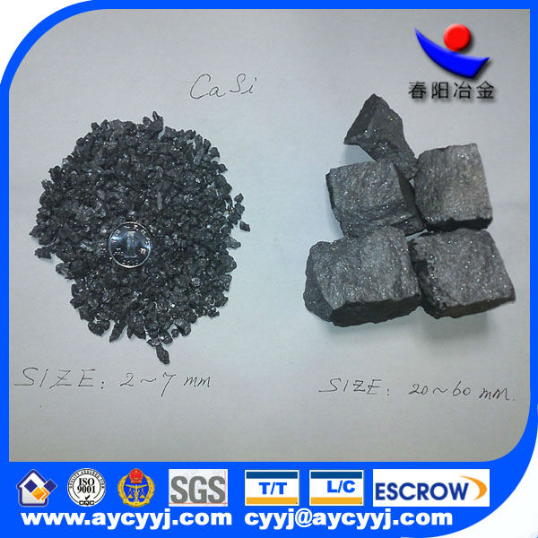 2017 Alibaba China top premium CaSi powder/ferro alloy powder/ calcium silicon metal powder/lump/granule