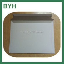 white cardboard mail express file envelope,printing cardboard envelopes,Air shipping envelope bags