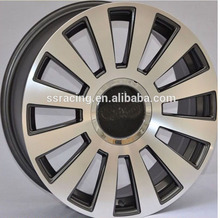 "China Factory Supply Hot sell 18 "" 19 "" 20 "" 21 "" Customized Color Alloy Wheel Aluminum Rims"