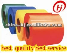 Chromate and slight oiled prepainted color coating steel coil DX51D