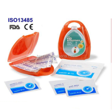 BLG-B0453 Mini Promotional Medical Gift First Aid Kit for Child Bite and Stings 53 IN 1