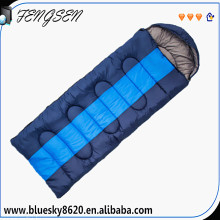 Portable camping sleeping bag outdoor winter sleeping bag picnic envelop sleeping bag