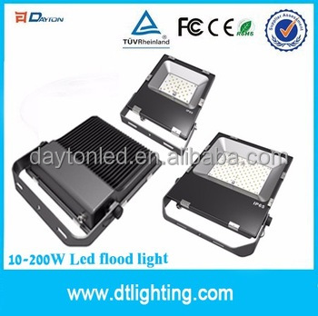 Wholesale meanwell driver outdoor 200w led flood light ip65 ce rohs fcc 3 years warranty