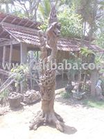 Patung Kayu-CDR Wood Craft
