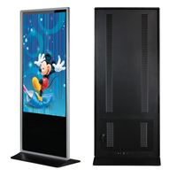 55 Inch Customized 3g network Wifi Digital HD LCD touch Display