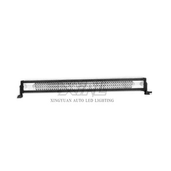 High power 558W led light bar 12 volt 24 volt led offroad light bar driving lighting