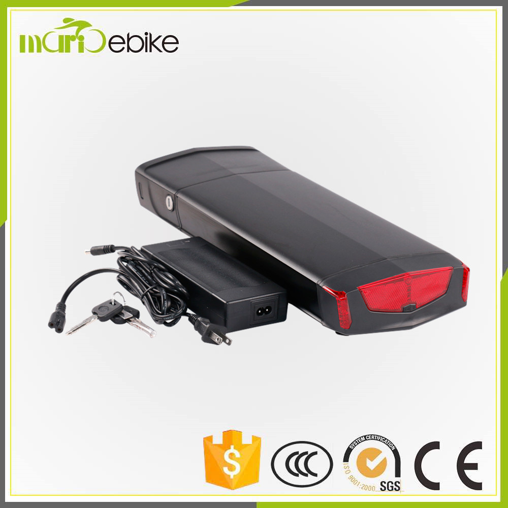Recharge e bike battery 48v 13.6ah battery with Aluminium Case,BMS and Charger for Ebike Conversion Kit