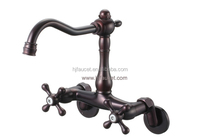 Wall mounted brass body Shower Mixer tractor mounted cement mixers (86H10-ORB)