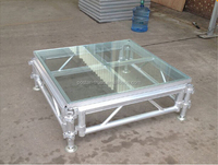 PT-SG12 Aluminum frame removable stage for catwalk show