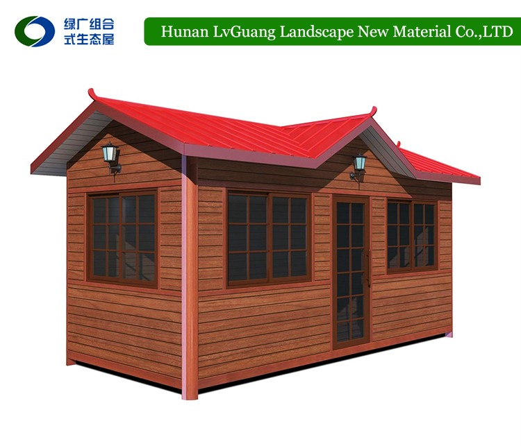 Portable quick building economical price sips home container house