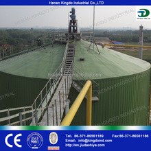 MSW treatment biogas plant to generate electric power/restaurant food waste treatment