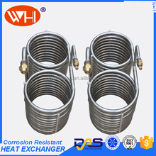 stainless steel coil ss304 spiral tube heat exchanger tsteel coil price