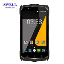 smartphone with fingerprint scanner rugged cell phone with IP68 gps mini mdvr android
