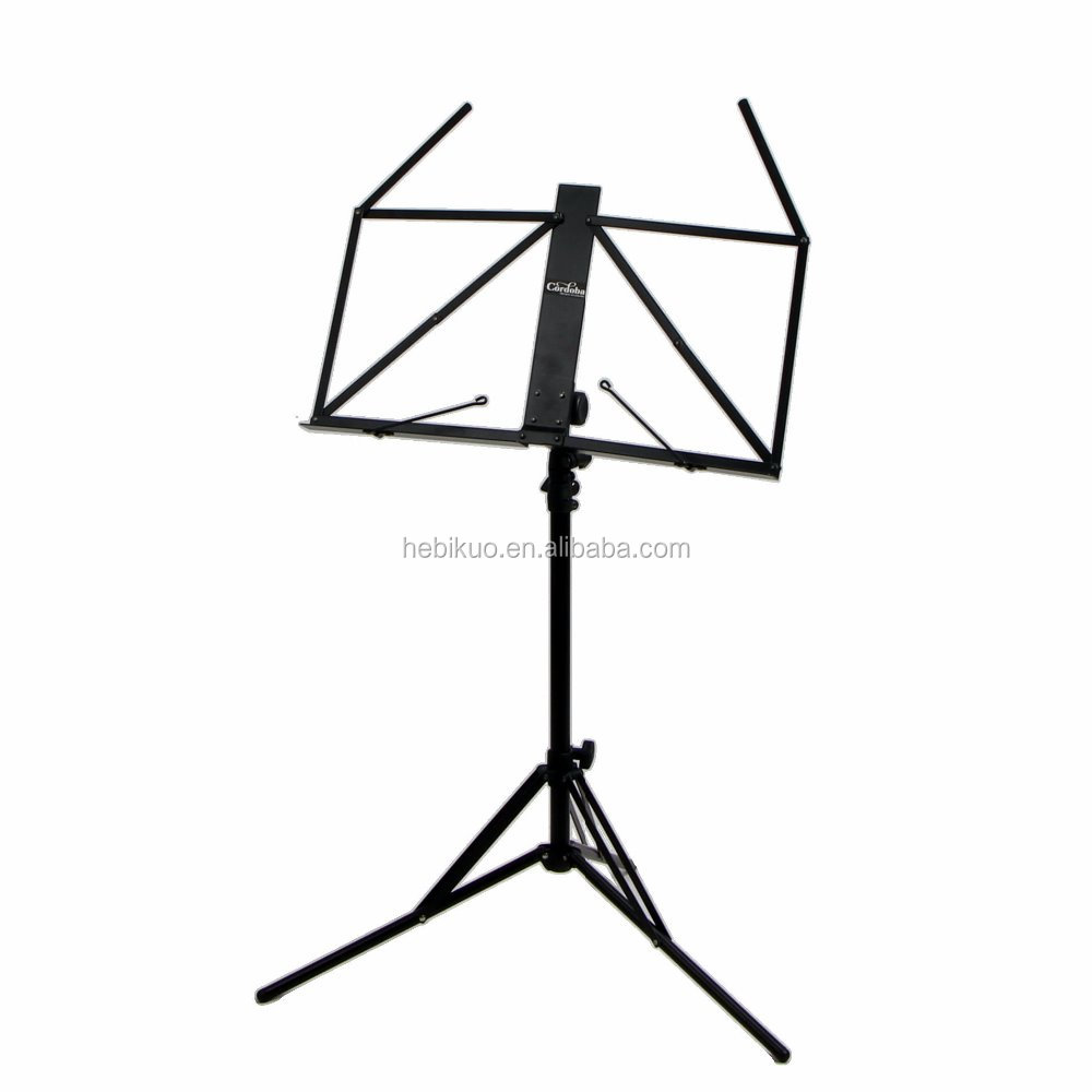 P-01L Light Aluminum Sheet Music Stand