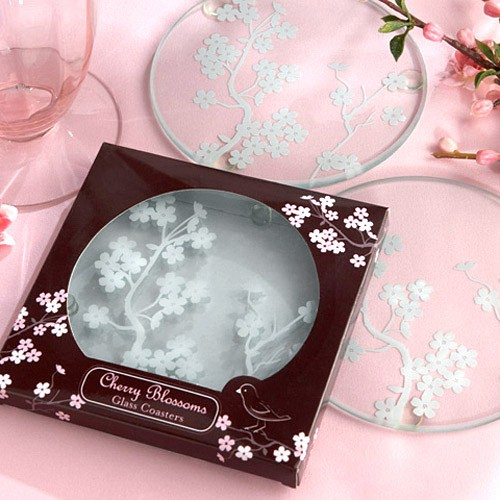Quanzhou factory directly high quality Glass table Coasters