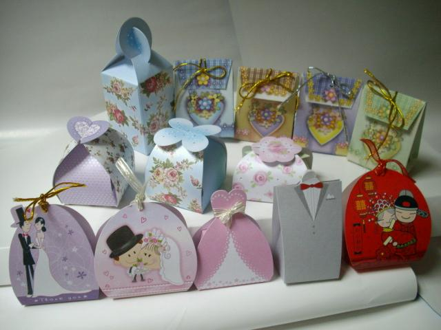 Beautiful Party Doors Gift Boxes