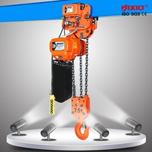 7.5 ton Kito electric chain hoist crane