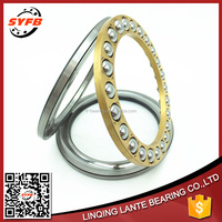 160*200*31 mm Large stock big size thrust ball bearings 51132 tractor bearing