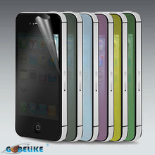 Boom Sale !!! Color screen protector for iphone4 ,OEM accepted.