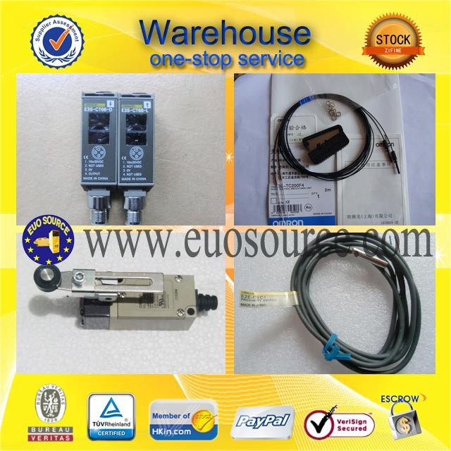 E3Z-T812M Omron Photoelectric Switch