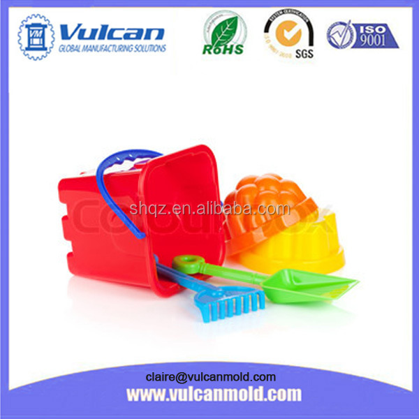 plastic wholesale beach accessories parts Customized, plastic mold making, shanghai China