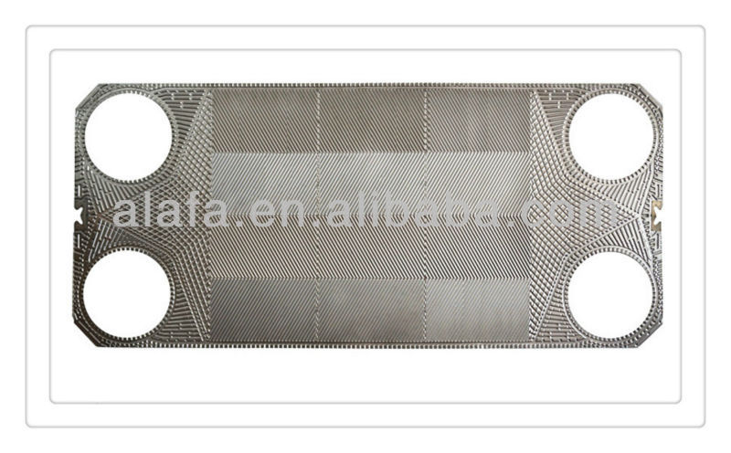 Hot selling 0.5/0.6mm refrigerator evaporator plate for marine application