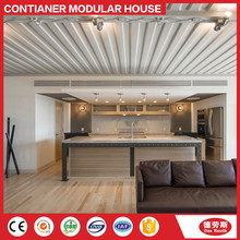 House Container Prefab Container Home Office/ CE Certificated Container House/20FT Steel structure modular