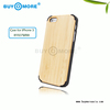 High good quality wooden case for iPhone 5S, for iphone 5S wood cases, new wooden bamboo case