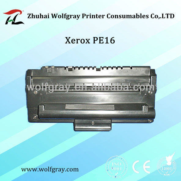 New toner cartridge for Xerox PE16