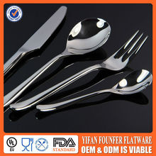 Forks knives and spoons, German tableware, flatware set