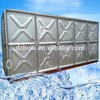 Hot dip galvanised water tank for drinking water ,fire fighting and industrial application