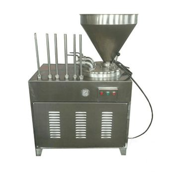 Electric sausage filling machine for United Arab Emirates