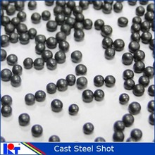 High clearness sand blasting steel shot s330 metal abrasive materials
