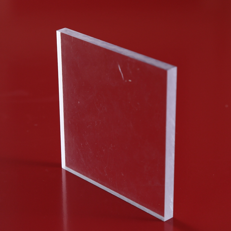 low price polycarbonate solid sheet 6mm 8mm