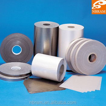 Refractory mica tape for cable