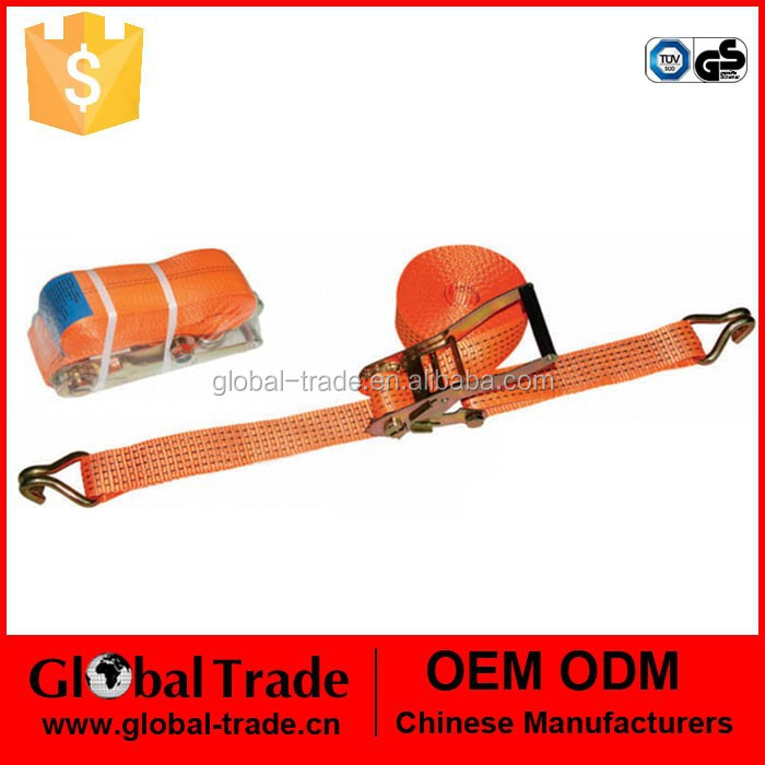 Ratchet Tie Down. Heavy Duty Ratchet Tie Down Strap.A1614.