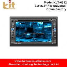 Steering Wheel Control dvd car audio system 5.1 hand free bluetooth