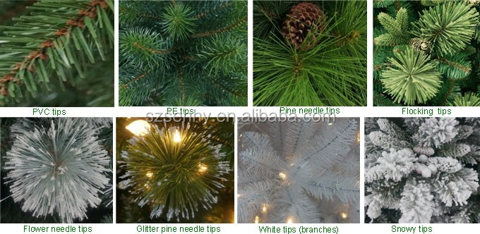 Christmas tree factory, Christmas pre-lit tree supplier