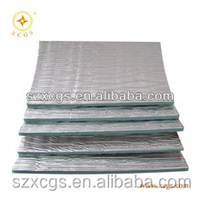 PE Foam Insulation Board / Foil Backed PE Foam Thermal Insulation / Foil Foam Insulation