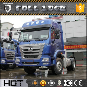 Hot Sale China SINOTRUK HOHAN J5G 4X2 tractor head/trailer head truck