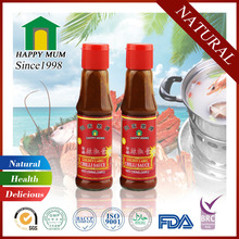 Brazil Arabic Spicy Soy Sauce Chinese Hot Chili Sauces Manufacturer