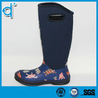 Comfortable New Design Fashion Rain Boots for Women