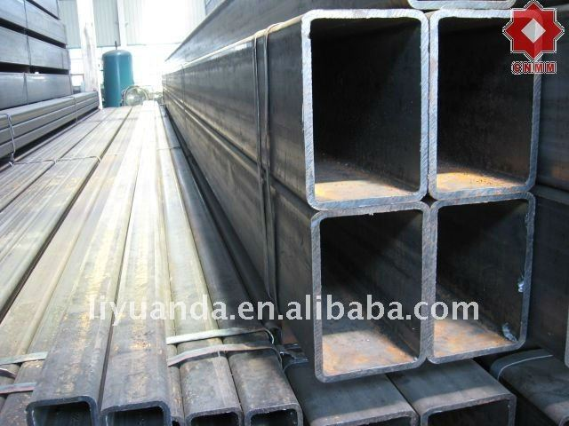 Cold rolled Mild Steel rectangular pipe