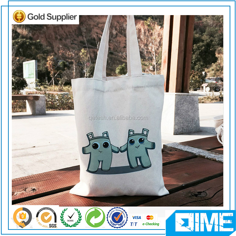 Customize Recycle Organic Cotton Dust Bag